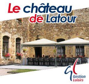 Le château de Latour